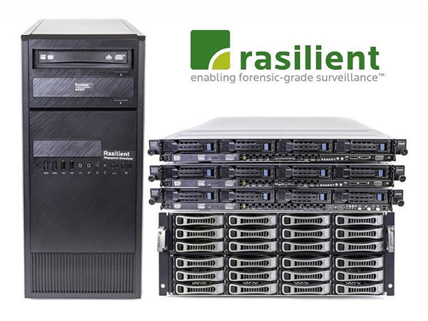 Seagate and Rasilient